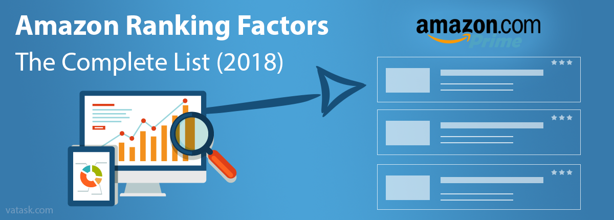 71 Powerful Amazon Ranking Factors that Rank Your Products #1 of Amazon (Updated for 2019)