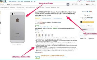 Amazon Product Page: How to Creating a Product Page that Anecdotally Higher Rank on Amazon